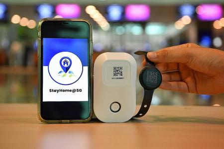 More than 3,500 tracking devices issued to those serving SHN
