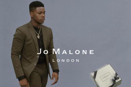 John Boyega quits Jo Malone role after cut from Chinese ad