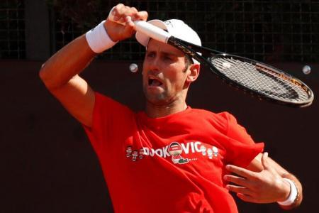 Djokovic can't guarantee that he won't repeat US Open mistake