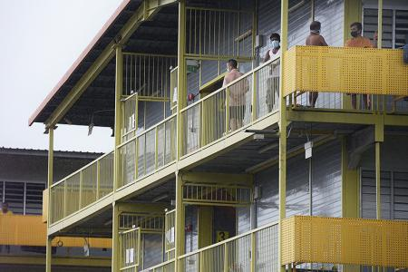 Worker dormitory Singapore