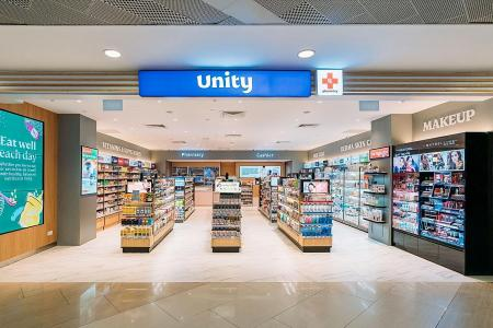 Shop for all your health & wellness needs at new Unity outlets