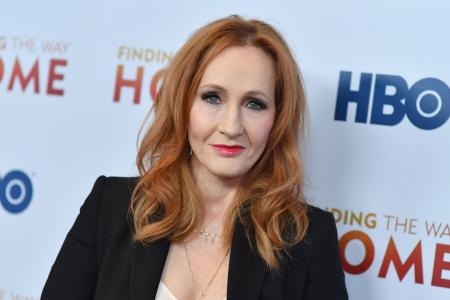 J.K. Rowling's latest book sparks transgender rights row
