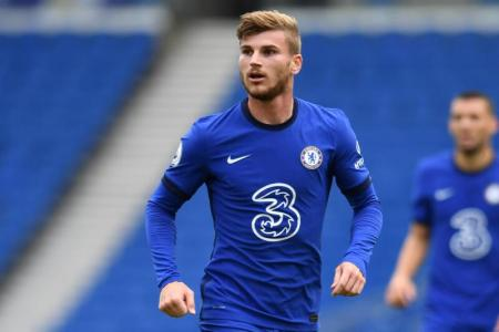 Werner happy to snub champions Liverpool for Lampard's Chelsea