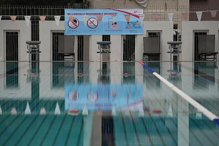 Rules for pre-booking slots at ActiveSG gyms and pools tightened