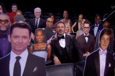Succession, Watchmen, Schitt's Creek rule at virtual Emmys