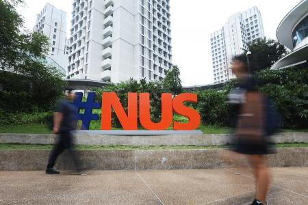 NUS to merge two faculties to form new college