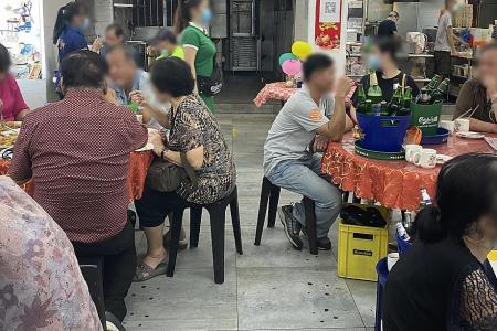 3 F&B outlets ordered to shut for 10 days, 4 others fined
