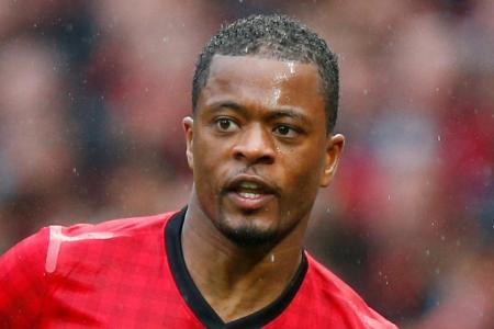Evra: United miss out on signings because we send wrong guys for talks