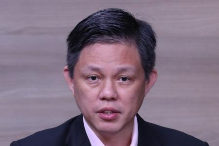 Digital transformation key for Singapore to stay ahead: Chan Chun Sing