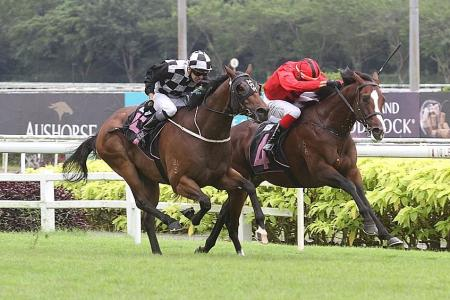 Heartening  Flyer snares another gutsy win