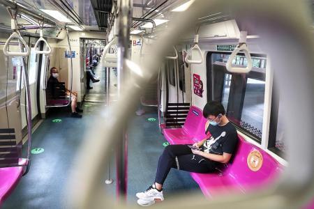 Commuter satisfaction up during circuit breaker: Survey