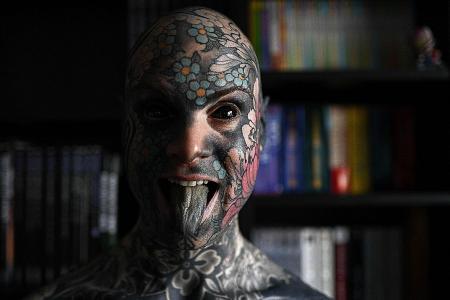 French teacher says tattoos cost him kindergarten job