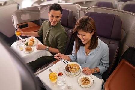 SIA to offer tours of training centre and dining on grounded A-380 jet