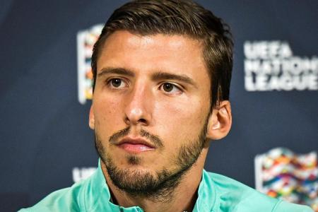Manchester City's new defender Ruben Dias is a 'real leader': Txiki