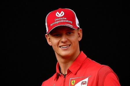Mick Schumacher to make F1 practice debut at Eifel GP