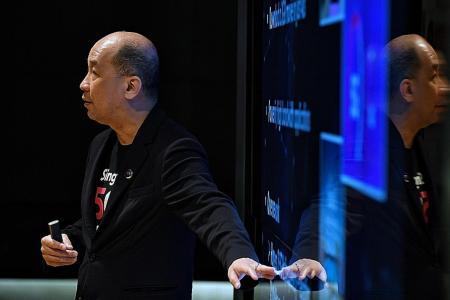 Yuen Kuan Moon to take over as Singtel group chief executive