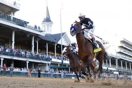 Authentic fancied in Preakness