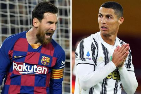 Lionel Messi, Cristiano Ronaldo to renew rivalry in Champions League