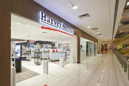 Harvey Norman's Centrepoint superstore opens with promotions, prizes