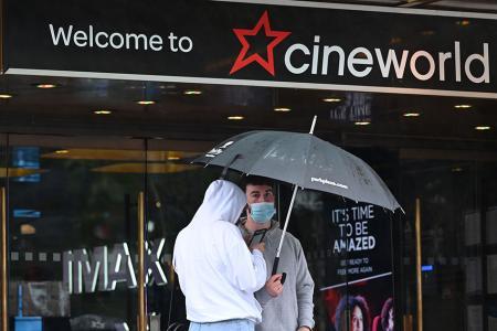 World's No 2 cinema operator to shut all screens in UK, Ireland