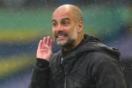 Pep Guardiola 'more than satisfied' with City's start to the season