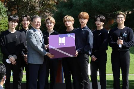 Calls grow for BTS to postpone, skip military service