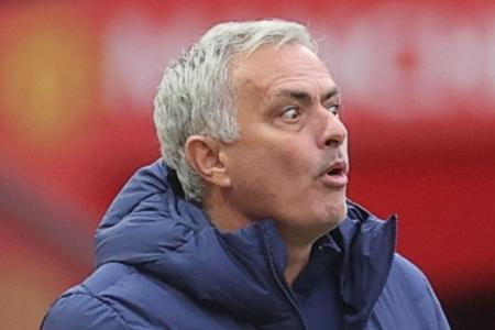 We would have scored 12 with an 'attacking coach': Jose Mourinho