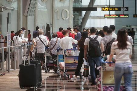 Plans afoot to reopen borders safely: Ong Ye Kung