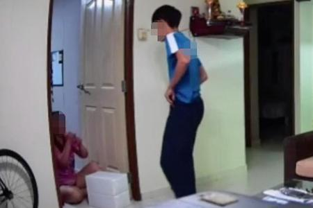 Student slaps mother several times in argument over money