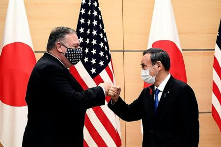 Pompeo: Indo-Pacific cooperation against China more critical than ever