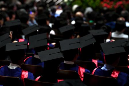 1,600 foreign students on tuition grants annually over past 5 years