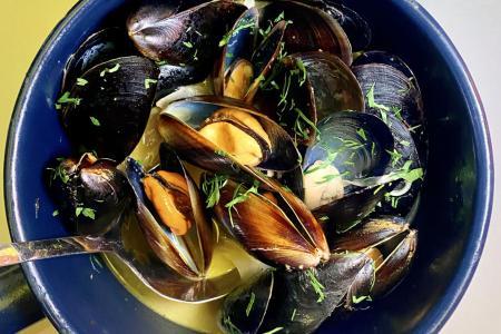 Laksa mussels rule at Kingdom of Belgians