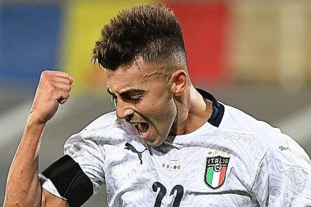 Stephan El Shaarawy revels in captain's role for Italy