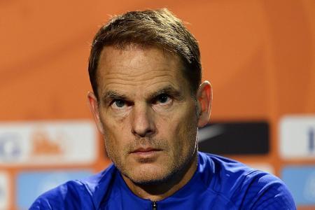 Mexico ruin Frank de Boer's debut as Holland coach