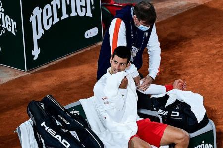 Pablo Carreno Busta accuses Novak Djokovic of feigning injury concerns