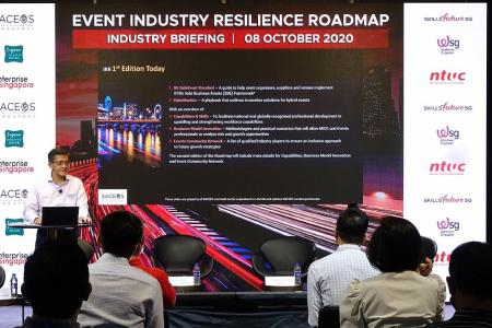 Road map on safe Mice events launched