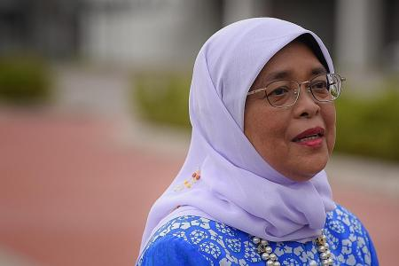 Mental Wellness Taskforce a timely, necessary move: Halimah