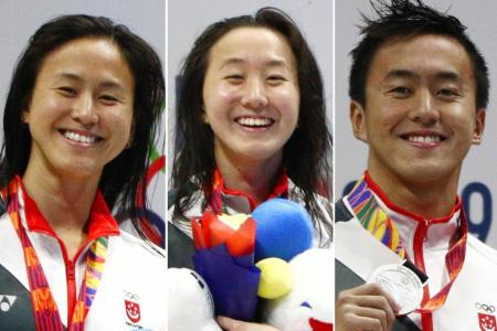 Quah siblings up for 4 accolades at Singapore Sports Awards