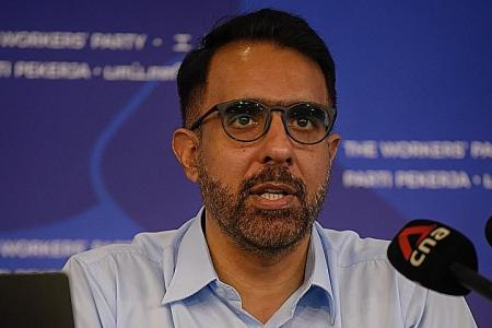 Pritam Singh calls for universal minimum wage from $1,300 a month