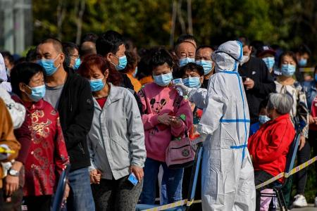 All 9m people in Chinese port city to be tested following outbreak