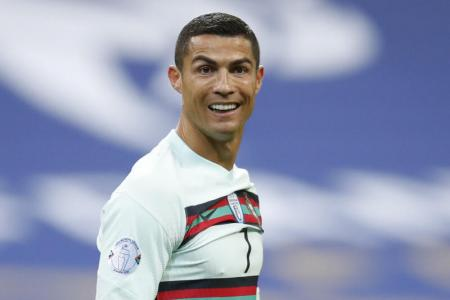 Cristiano Ronaldo in isolation after testing positive for Covid-19
