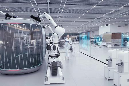 Hyundai to build electric cars at new automated factory here