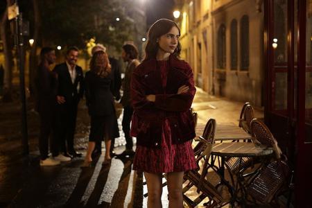 TV review: Emily In Paris