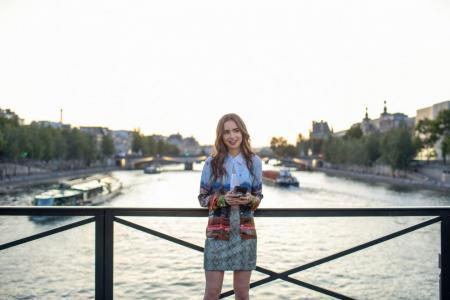 Myth of 'la vie en rose' lives on in Emily In Paris