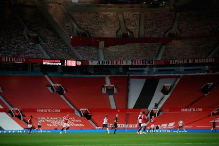 English Premier League clubs reject 'Project Big Picture'