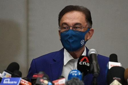 Anwar summoned by police over viral list of backers for PM bid