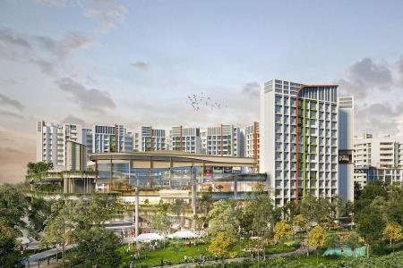 Future of HDB living to be more sustainable while enhancing well-being