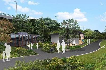 Pasir Panjang Park will feature history and natural elements