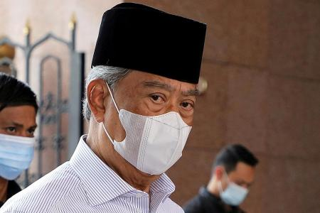 Muhyiddin unlikely to give in to Umno's demands