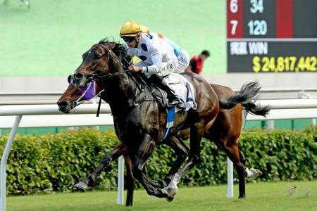 Golden Sixty ready for Hong Kong Mile